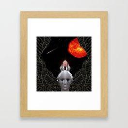 Septentrio Framed Art Print