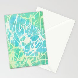Abstract No. 900 Stationery Cards