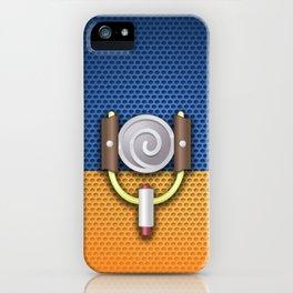 symbol uzumaki  iPhone Case
