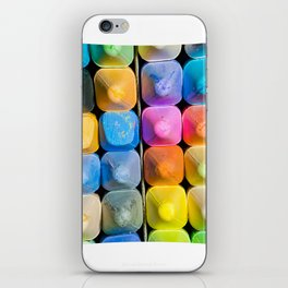 Chalk Art iPhone Skin