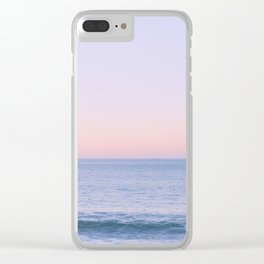 Dreams of Summer Clear iPhone Case