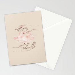 Stargazer cloud Stationery Cards