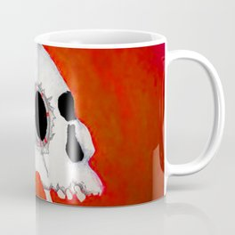 robotskull Coffee Mug