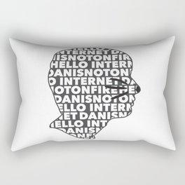 Hello Internet! Rectangular Pillow