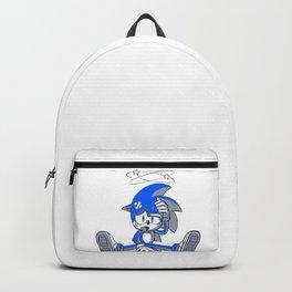 sonic headache Backpack