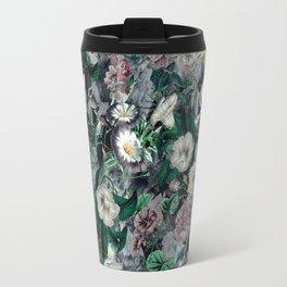 Floral Camouflage VSF016 Travel Mug