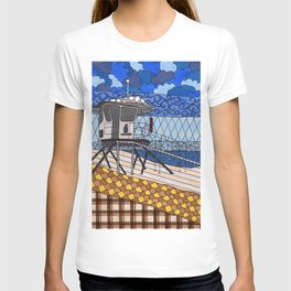 LIfeguard Station T-shirt