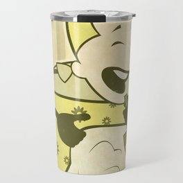 Offsetting Travel Mug