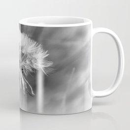 Tick Tock Dandelion Clock Coffee Mug