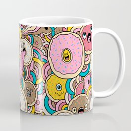Donut Doodle Coffee Mug