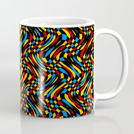Prism Wave - Mandala Preium Series 012 Coffee Mug