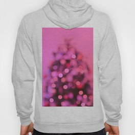 So this is Christmas in pink Hoody
