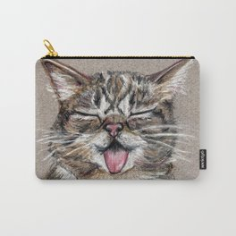 Cat *Lil Bub* Carry-All Pouch