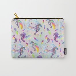 Ocean Pegasus Carry-All Pouch