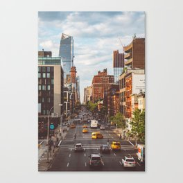 Highline View Canvas Print