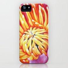 April Waterlily Slim Case iPhone (5, 5s)