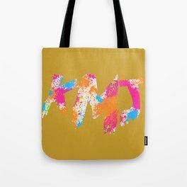 Kalypso in Mustard Tote Bag