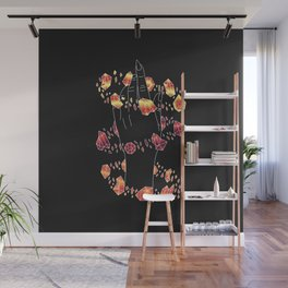 Solo - Illustration Wall Mural