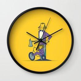 Grand Overlook Hotel Wall Clock