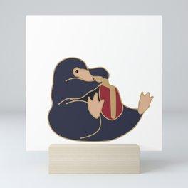 Stealing Niffler Mini Art Print
