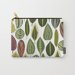 Tree Leaves Carry-All Pouch