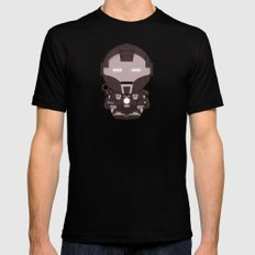 ChibizPop: War SMALL Black Mens Fitted Tee