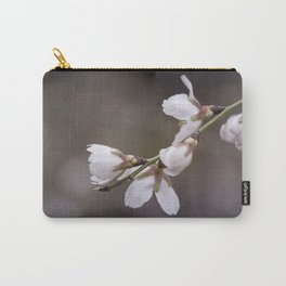 spring cherry blooms Carry-All Pouch