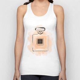 Orange Perfume Unisex Tank Top