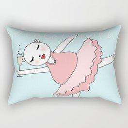Ballerina Bitterbeans Rectangular Pillow