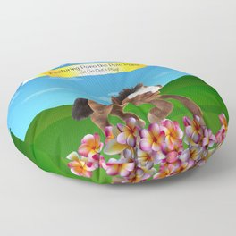 Pono the Polo Pony Floor Pillow