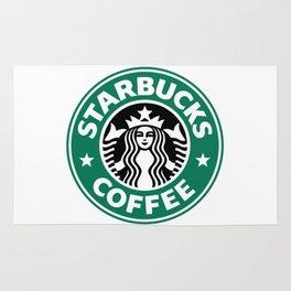 starbucks coffee Rug