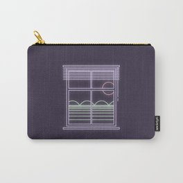 Neon window Carry-All Pouch