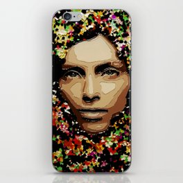 Stoned Flower iPhone Skin
