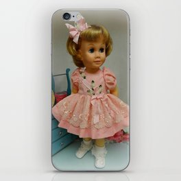 Vintage Chatty Cathy iPhone Skin
