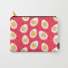 Deviled Eggs Carry-All Pouch