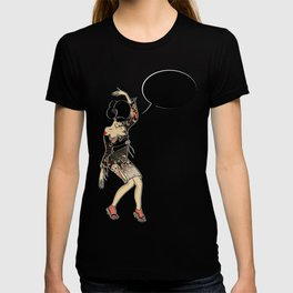 I Walk Like Jayne Mansfield  T-shirt