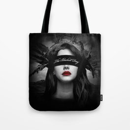 The Blackest Day Tote Bag