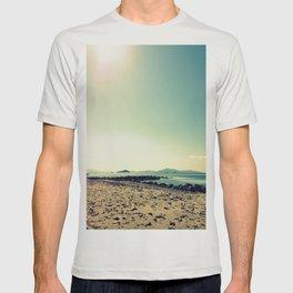 sunset in turgutreis T-shirt