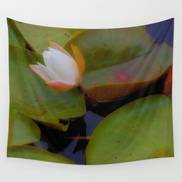 Soft Lilly Wall Tapestry