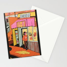 24 hr convenience Stationery Cards