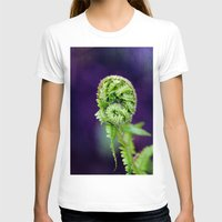 fern T-shirts featuring Fern by LoRo  Art & Pictures