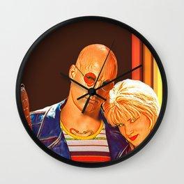 MMKII Wall Clock