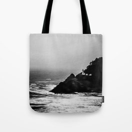 A Dark and Stormy Night Tote Bag
