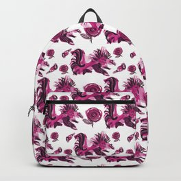 Roosters and Roses SC Backpack