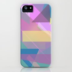 Abstract Pattern Design 1  Slim Case iPhone (5, 5s)