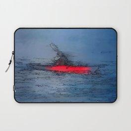 Wilderness Kayaker Laptop Sleeve
