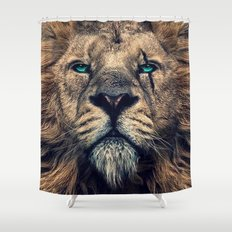 King of Judah Shower Curtain