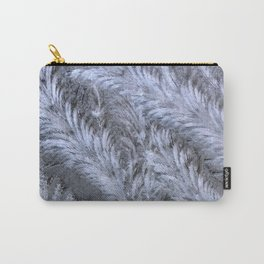 Icy swirls Carry-All Pouch