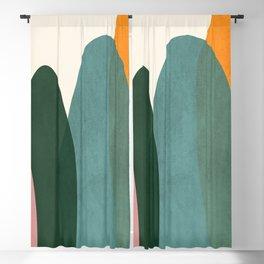 Minimalist Abstract 23 Blackout Curtain