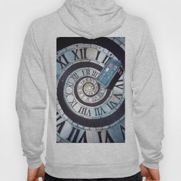 Through time and space... Hoody
